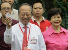 Former Singapore leadership candidate plans new opposition party
