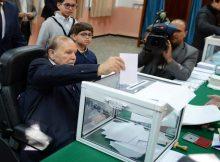 بوتفليقة يحدد 18 أبريل موعدا لانتخابات الرئاسة بالجزائر