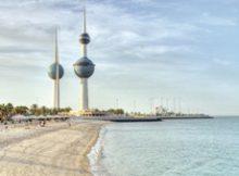 توقّف الملاحة البحرية بالكويت لسوء الأحوال الجوية