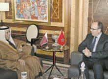 رئيس «الشورى» يبحث تعزيز العلاقات البرلمانية مع المغرب