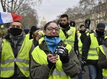 رغم بدء الحوار بفرنسا.. مسيرات السترات الصفراء تتواصل بأسبوعها العاشر