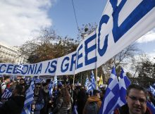Greek parliament set for historic Macedonia name vote