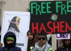 Iranian TV anchor held as witness freed from US jail