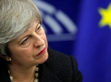 Britain's Theresa May asks EU to delay Brexit until June 30