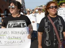 Widow of slain Mexican journalist 'targeted by spyware'