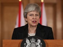 Pressure mounts as May heads to final EU summit before Brexit