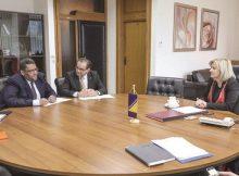 تطوير العلاقات الثنائية مع البوسنة والهرسك