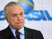 Brazil's former president Michel Temer arrested: reports