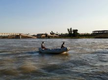 Scores dead as ferry sinks in Tigris River near Iraq's Mosul