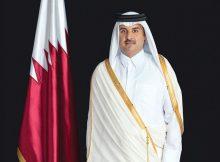 صاحب السمو يترأس وفد الدولة في القمة العربية
