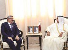 رئيس «الشورى» يبحث العلاقات مع السفير التركي
