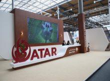 إقبال كبير يشهده جناح دولة قطر في معرض هانوفر الصناعي الدولي 2019
