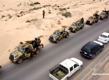 UN chief 'deeply concerned' by military escalation in Libya