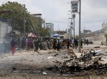 انتحاري يفجر سيارة مفخخة قرب قيادة الشرطة الصومالية