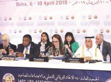 آل محمود: اتخاذ كل الترتيبات لإنجاح اجتماعات الاتحاد البرلماني الدولي