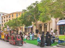 انطلاق مهرجان الربيع في «مدينا سنترال» بجزيرة اللؤلؤة