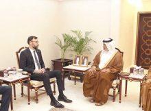 رئيس «الصداقة البرلمانية القطرية الأوروبية» يجتمع مع سفير المجر
