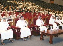 أكاديمية الخدمة الوطنية تقيم المعرض المهني للمقاديم