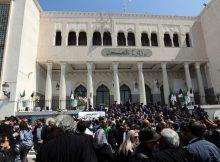 Algeria's magistrates threaten to boycott July presidential poll
