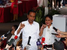 Indonesians await 'quick count' after country's biggest election
