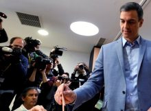 Who is Pedro Sanchez, leader of Spain's Socialist Worker's Party?