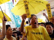 Beijing's 'baleful influence' on Hong Kong's freedom of speech