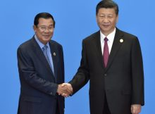 China 'to help' Cambodia if EU implements trade sanctions
