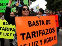 Thousands strike in Argentina over Macri's austerity programme