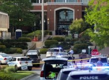 Two dead in shooting at North Carolina university campus
