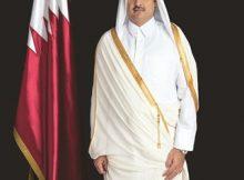 صاحب السمو يتلقى برقية تهنئة من رئيس مجلس الشورى