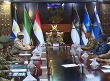 السودان.. المجلس العسكري يتعهد بالرد على وثيقة قوى التغيير الثلاثاء