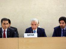 وزير الدولة للشؤون الخارجية: حماية حقوق الإنسان تأتي في صدارة أولويات دولة قطر