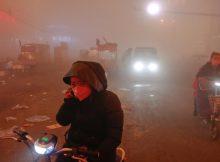 الهواء الملوث يهدد بإتلاف كامل أعضاء جسم الإنسان