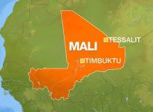 Nigerian UN peacekeeper killed in Mali