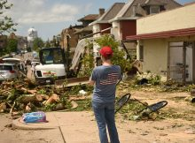 Monster tornado hits Jefferson City, Missouri