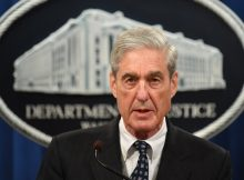 Russia probe: Mueller says charging Trump was 'not an option'