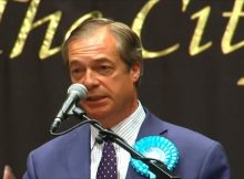 حزب البريكست يعود لواجهة المشهد السياسي ببريطانيا