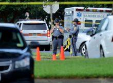 Virginia Beach shooting: 12 killed by 'disgruntled city worker'