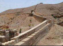 Italian archaeologists to study origin of Pakistan's Ranikot Fort