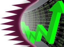المؤشر العام لبورصة قطر يغلق على ارتفاع بنسبة 1.49 بالمئة