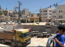 Life under occupation: Palestinians face land shortage