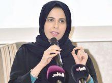 لولوة الخاطر: تعنت دول الحصار يعرقل مساعي حل الأزمة الخليجية