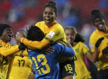 Jamaica's Reggae Girlz seek change in culture through World Cup