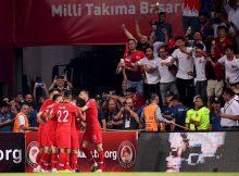 تركيا تصعق فرنسا بطلة العالم بثنائية نظيفة وتتصدر مجموعتها بتصفيات أوروبا