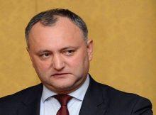 محكمة في مولدوفا تعفي الرئيس من منصبه وتعين رئيسا مؤقتا