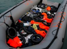 Migrants land in Sicily as ship crew faces uncertain fate
