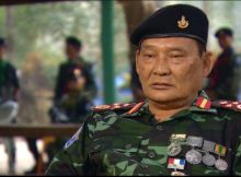 Myanmar rebel groups consider alliance against government