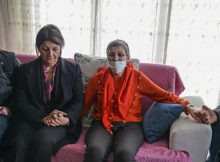 Kurdish deputy, freed from Turkish jail, vows to press on with hunger strike