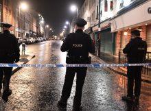 Journalist killed in Northern Ireland 'terrorist incident'
