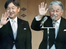 Japan Emperor's first foreign guest: Trump